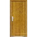 Porte d'intérieur en bois (WX-SW-110)