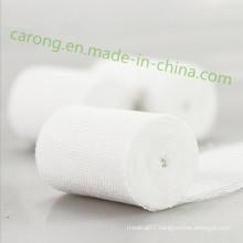 Sterile Medical Disposable Absorbent Gauze Bandage for Hospital Used
