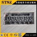207-06-71180 switch Komatsu pc400-7 excavator parts