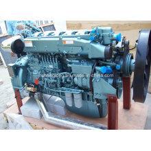 Motor do caminhão de Sinotruk HOWO