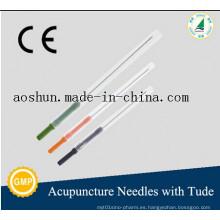 Médico Varios Suzes Agujas de acupuntura estériles