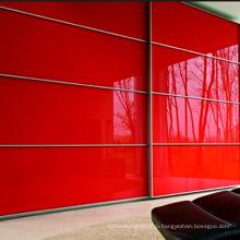 Безопасное закаленное стекло с индивидуальным размером / формой / цветом