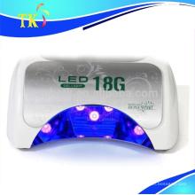 LED UV lamp1818 48 watt mode mini 18g lampe licht / nagel trockner