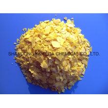 Gelb / Rot Flocken Hochwertige Natrium Sulfide 60% Min
