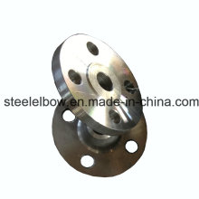 As4087 Pn16-Pn35 soldagem tubulação de aço flange da garganta