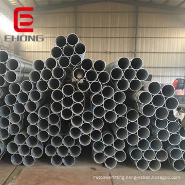 Schedule 20 sch 40 300mm diameter mild carbon steel tube hot dip galvanized steel pipe