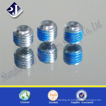 Stellschraube Stahlhalter DIN913