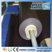 Flexible magnetische Blatt-Rollenmagnetblätter mit Kleber