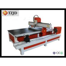 Diamètre 350mm 400mm Machine à gravure rotative CNC