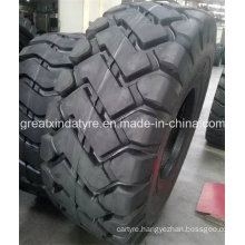 Chinese Factory Forklift Solid Tire, Heavy Duty OTR Tyre (20.5/70-16)