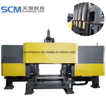 Three+Dimensional+Beams+CNC+Drilling+Machine