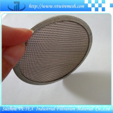 Filter Disc Mesh with Multi-Layer