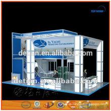 cabina de exposición decente de dos plantas de Shangai, China