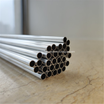 6061 Круглая экструзионная алюминиевая трубка для теплообменника