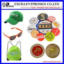 Tamanho personalizado e logotipo crachá emblema botão de lata (EP-B7021)