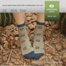 Calcetín del calcetín del calcetín del tubo del mono calcetines de la fábrica del calcetín calcetín caliente del tubo de la muchacha