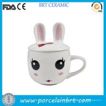 Милый Кролик Дизайн Дети Подарок Чашка Керамическая Детская