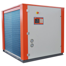 25HP Industrial Air Cooled Water Chillers for Beer Fermentation Tank