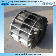 Sand Casting Stainless Steel Vacuum Pump Impeller