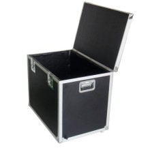 Caja de aluminio del vuelo, vuelo de almacenaje profesional del aluminio