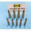 Usinage CNC Embouts de buse à canaux chauds Composants de moules