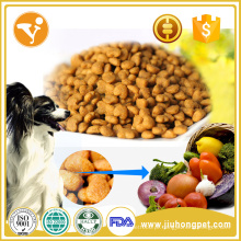 Sem aditivos nutrição 100% natural alto alimento para cães secos