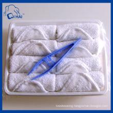 Cotton White Disposable 10g Airline Towel (QH331122)