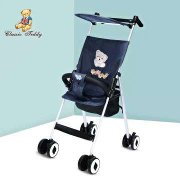 Baby-Plus LIGHT Cochecito de bebé