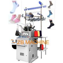 3.75 teery automatique informatisé et machine de fabrication de chaussettes