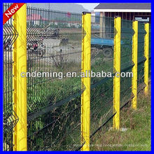 Powder Coated 358 High Security Wire Mesh Fence