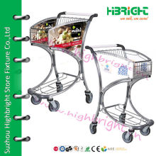 airport trolley for shopping duty free shop