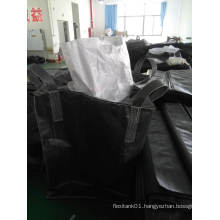 Black Jumbo Bags for Packing Carbon Black
