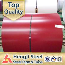 PPGI PPGl Bobina de acero recubierta de color Bobina de acero prepintada
