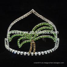 Verano Coconut Tree Páginaant Series Tiara Factory Corona