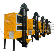 Dry Type Metal Recycling Equipment