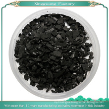6X12 Mesh Granular Coconut Shell Activated Carbon Gold Recovery with 25kg Package