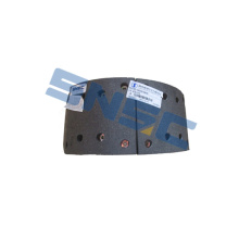 Shacman F2000 Spare Parts Brake Shoe