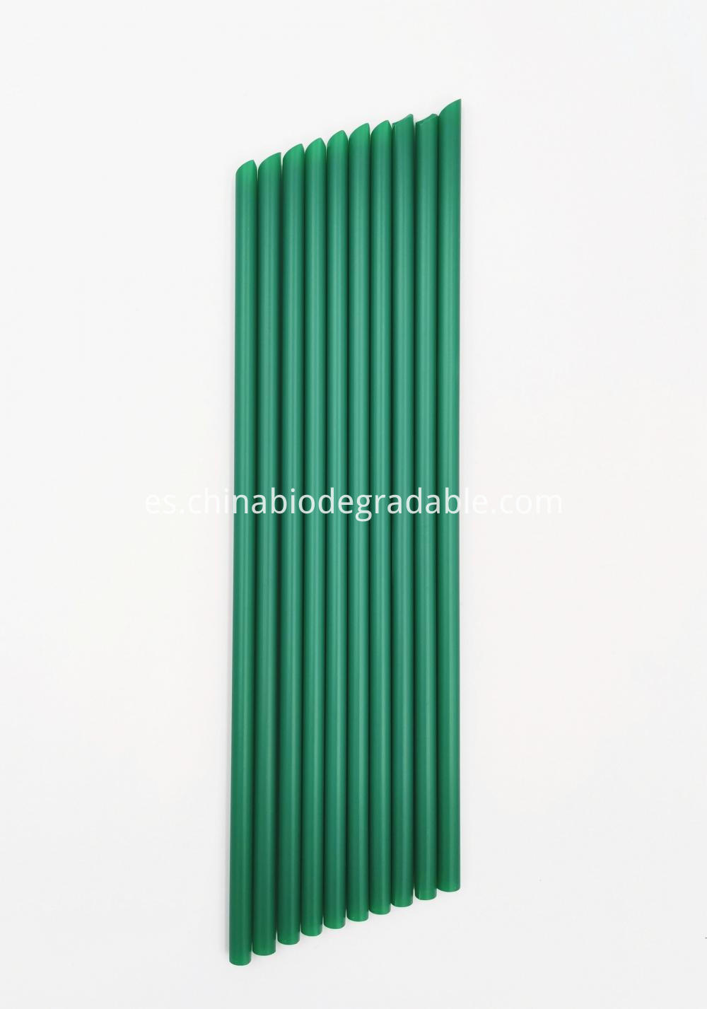 FDA Custom Logo Compostable Drinking Straws