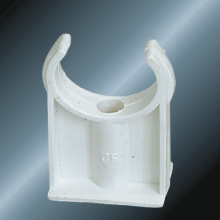 Din Pn10 Water Supply Upvc Clip White Color