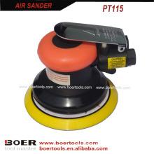 """Venda quente 6 """"lixadeira orbital Air Palm Sander de ar auto-vácuo"""