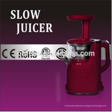 Motor de CC Tritan Auger Ningún problema de la patente Juicer lento