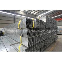 ERW ASTM A135 Grade a Pre-Galvanized Square Steel Pipe