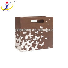 Customized Size!Luxury design small bag of paper for souvenir,small jewelry paper bags,handmade paper bags designs
