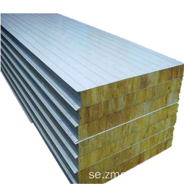 Rockwool Sandwish Panel i bruk