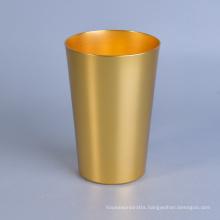 Gold Metal Candle Jar, Copper Candle Jar Wholesale