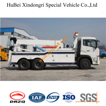 25ton Dongfeng Flatbed Tow Truck Euro3