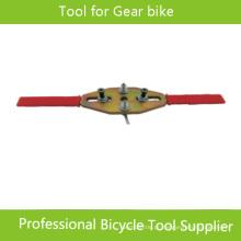 Ferramenta profissional de reparo de bicicleta chave inglesa de engrenagem fixa