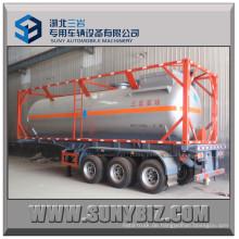 40FT T50 45cbm ASME LPG Tankcontainer