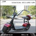 2016 El más nuevo Mini Harley bicicletas eléctricas de alta calidad de dos ruedas Big Wheel Electric Scooter