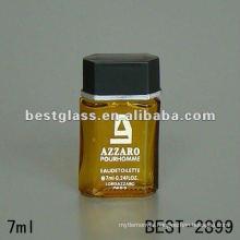 men's empty perfume container 7ml,cologne perfume bottle